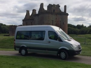 Design your journey wisely with Minibus hire Scotland